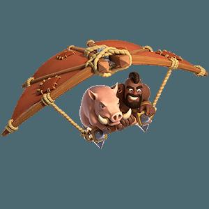 Nova Tropa: Hog Glider