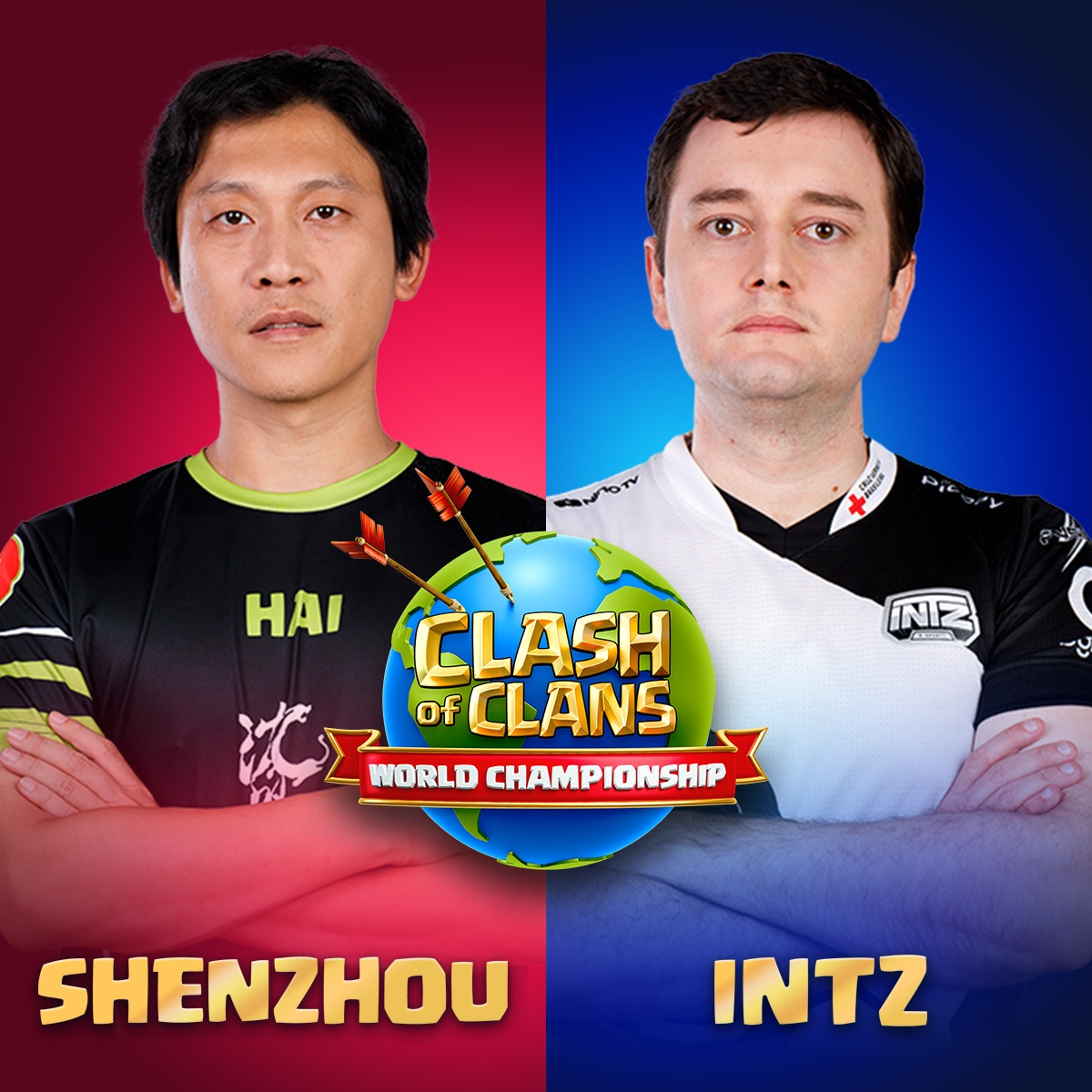 ShenZhou e INTZ ganharam o voto curinga para as Finais do Mundial de COC