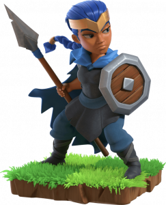 Campeã Real - Clash of Clans