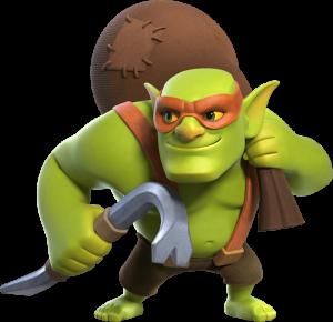 Goblin Ardiloso - Tudo sobre a Super Tropa