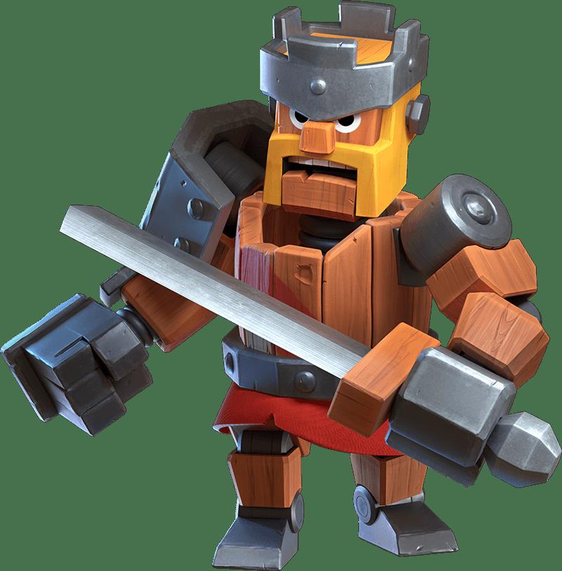 Nova Skin: Rei Mecânico