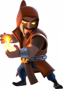 Super Mago do Clash of Clans