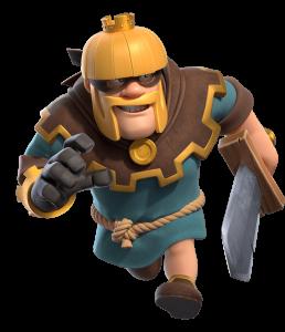 Skin Rei Bárbaro - Rei Ardiloso