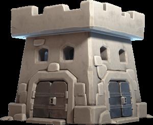 Castelo do Clã - Clash of Clans Clan Castle