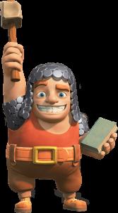 Construtor de Batalha no Clash of Clans (Battle Builder)