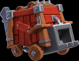 Lançador de Troncos - Log Launcher