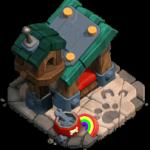 Casa dos Animais - Clash of Clans