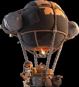 Balão Foguete - Super Tropa