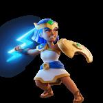Skin Campeã Real - Campeã Gladiadora